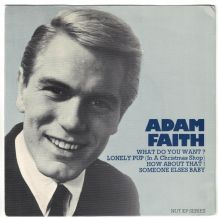 Adam Faith - E.P.